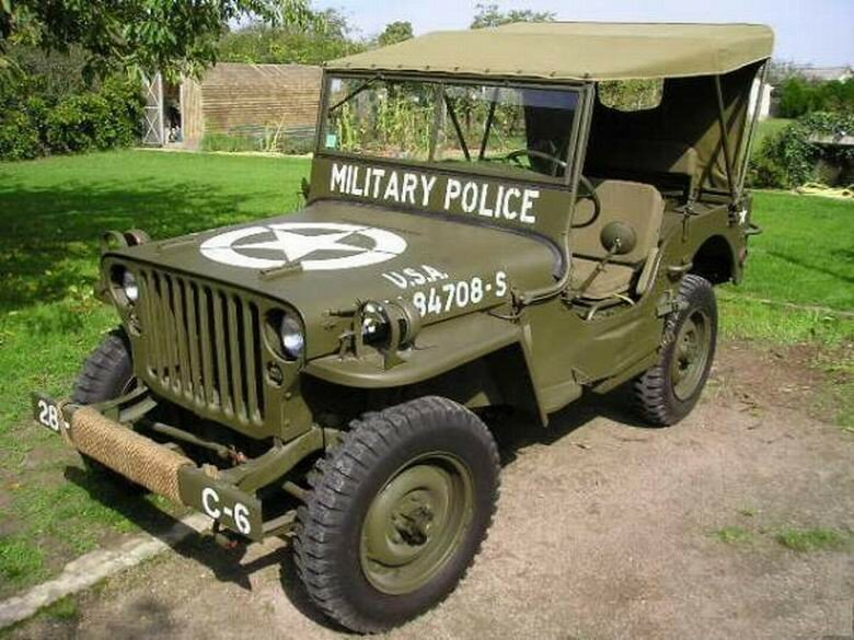 Jeep willys 1944 à vendre