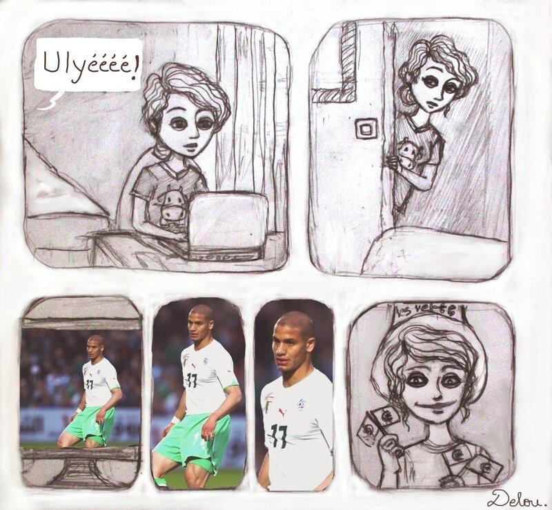 Delou_foot_Guedioura_Algérie