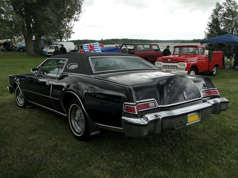 lincoln continental mark IV hardtop coupe 1974 1976 b
