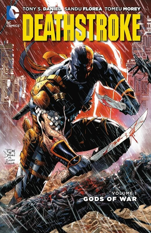 new 52 deathstroke vol 01 gods of war TP