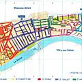 Carte scolaire 2015 / 2016 du changement pour alfortville