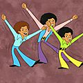 The Jackson 5ive TV Cartoon