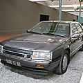 RENAULT 25 V6 turbo limousine Mulhouse (1)