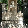 La tombe de Musset