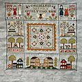 Oorchard valley quilting bee