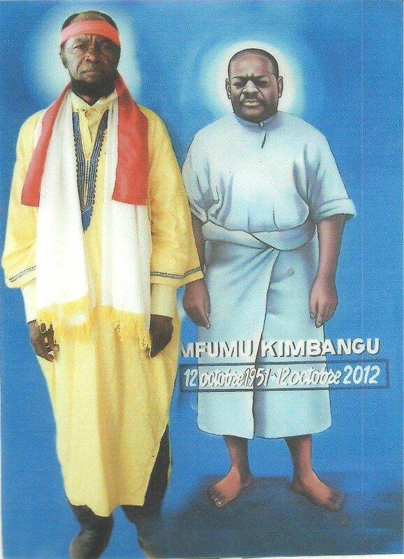 Nlongi'a Kongo Ne Makandala Ne Muanda Nsemi ye Mfumu Kimbangu