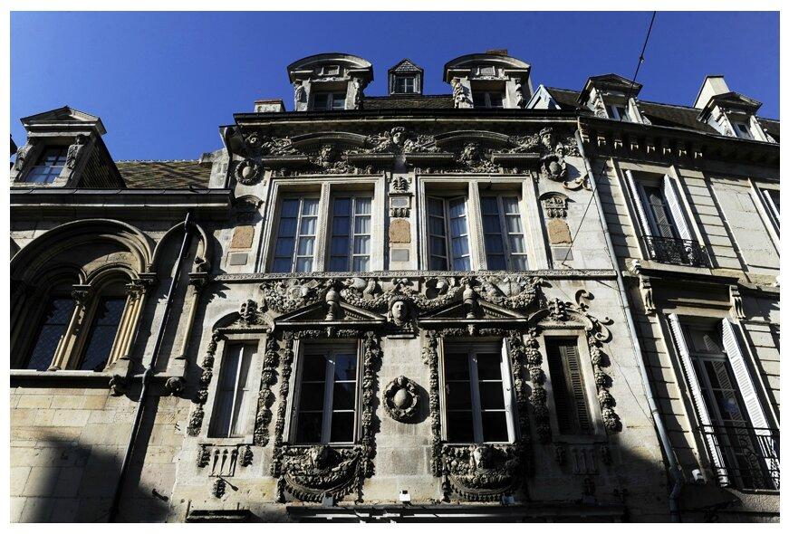 Ville de Dijon © D