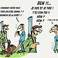 Chasse, mode d'emploie