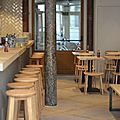 Dog-friendly restaurant : cantine california - paris