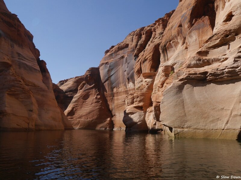 Lake Powell paddle