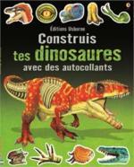 Construis tes dinosaures couv