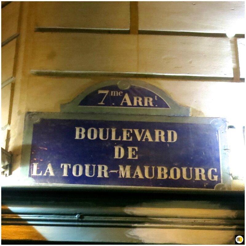 13 boulevard de la Tour Maubourg