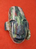 Sculpture papier, MCG