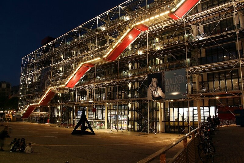 1-Beaubourg by night_1482