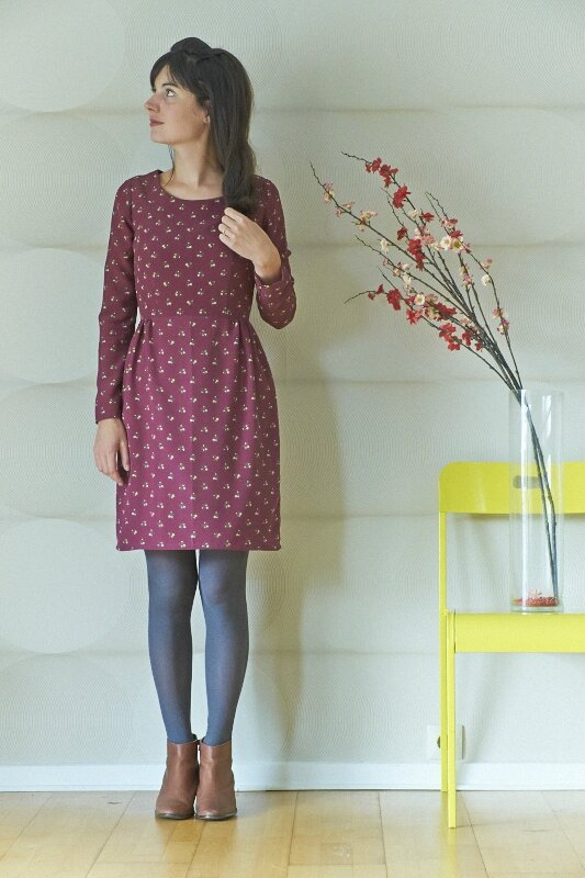 Robe Liege Romanne Couture 2