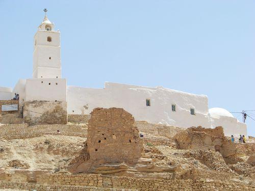 Chenini - la mosquée