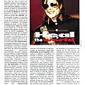 Heal the world - black & white n°3 - septembre 1992