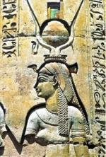 Cléopatre ancient-art-isis