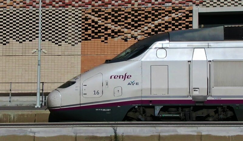AVE Renfe 16