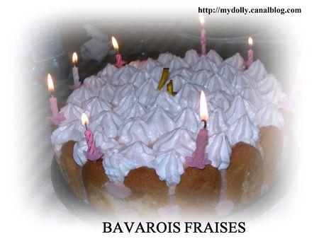 BAVAROISFRAISES
