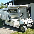 CLUB CAR Carryall 6 van box Madine (1)
