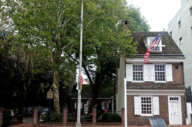 Maison de Betsy Ross