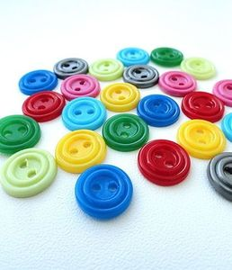 boutons-multicolores