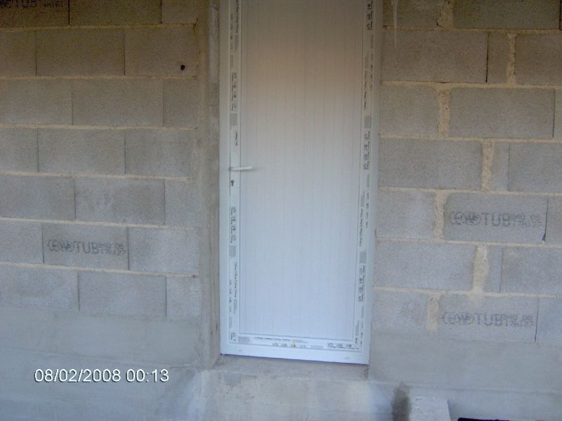 Installer Chatiere Porte Pvc Of Porte De Garage Sectionnelle Avec Installer  Chati Re Porte