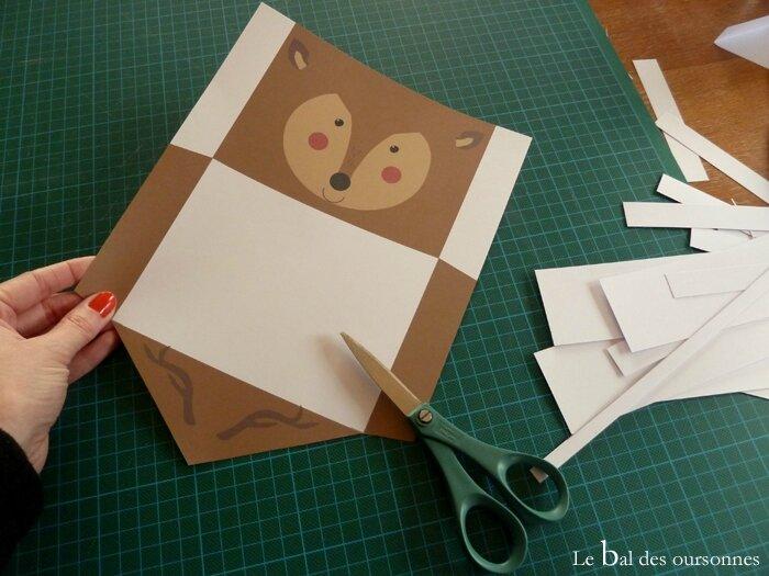 95 Blog Carte de voeux Noël Enveloppe Renne