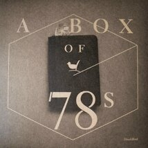 A box of 78's