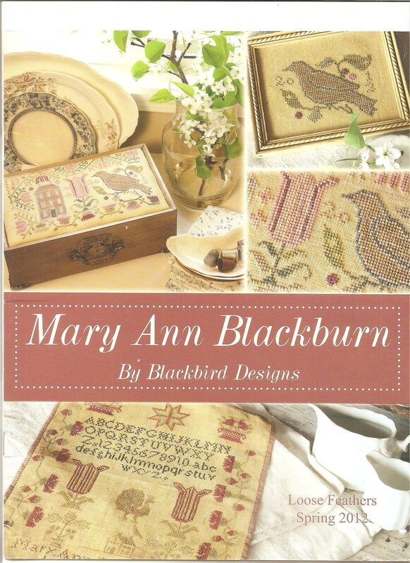 MaryAnn Blackburn Blackbird designs