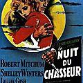 Charles laughton. la nuit du chasseur.1955.