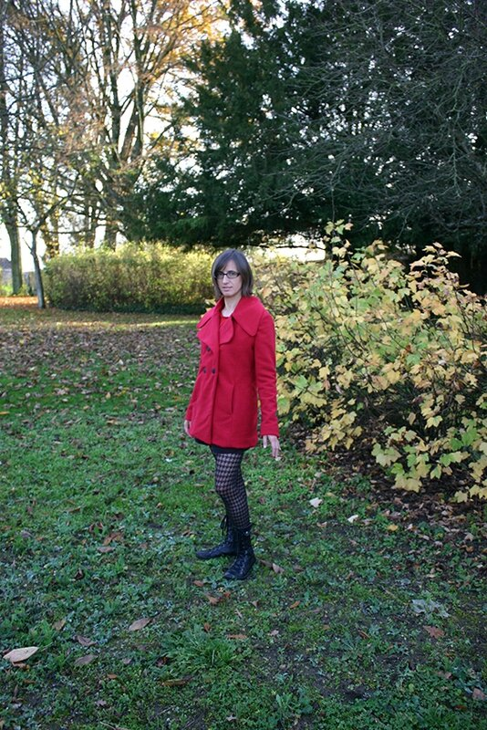 veste rouge burda 7