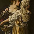 Magnificent masterpieces by artemisia gentileschi on view at the museo di roma