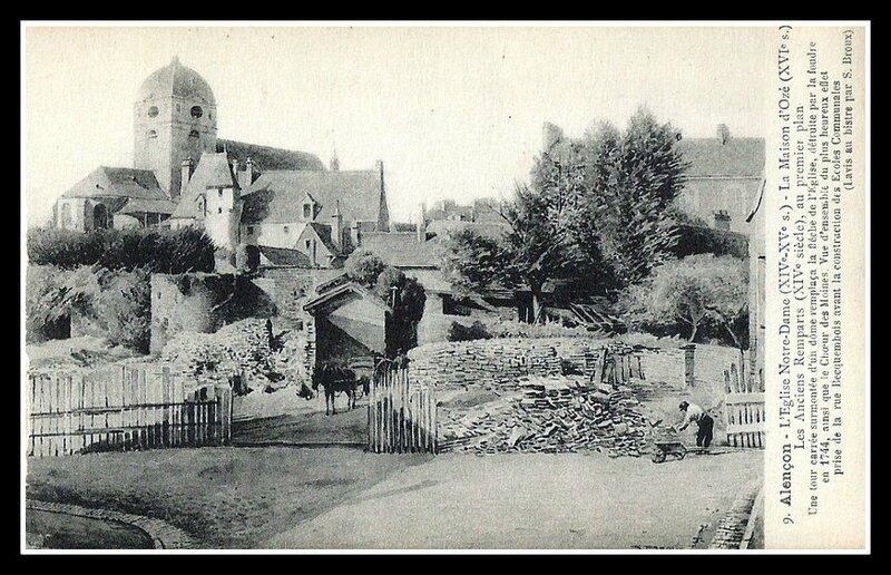 église Alençon
