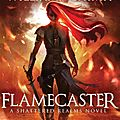 Flamecaster [shattered realms #1] de cinda williams chima