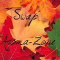 Swap automne chez passion aroma zone!