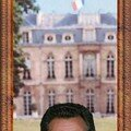 Portrait officiel de l'elysée