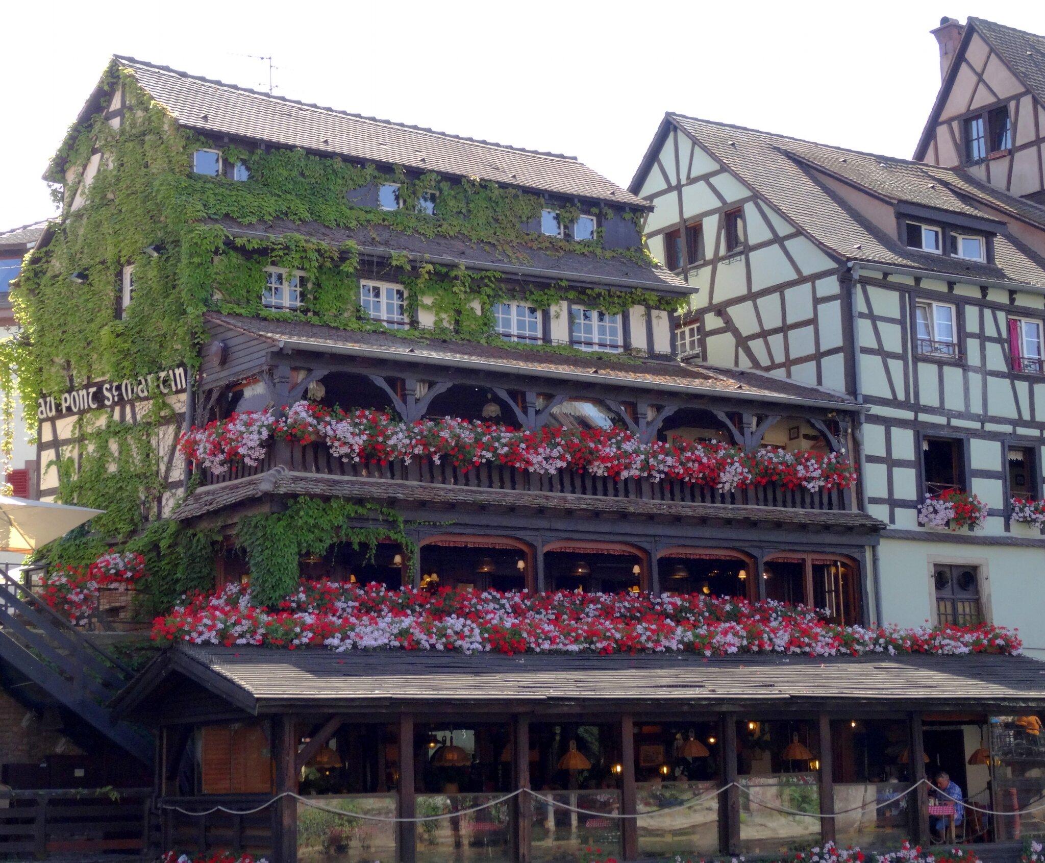 Restaurant Pont St Martin Strasbourg
