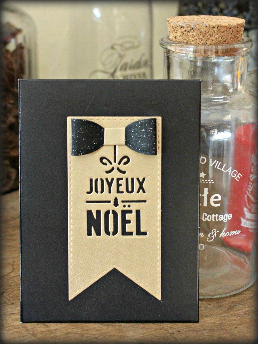 Préparons Noël J12 : 2 pochettes par Is@ de Belley