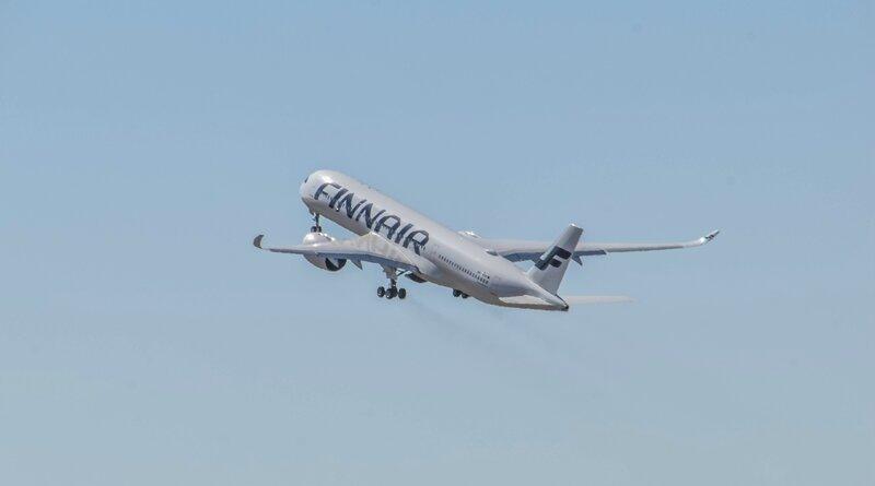 Airbus A350 de Finnair