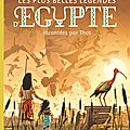 Voyager par les légendes égyptiennes