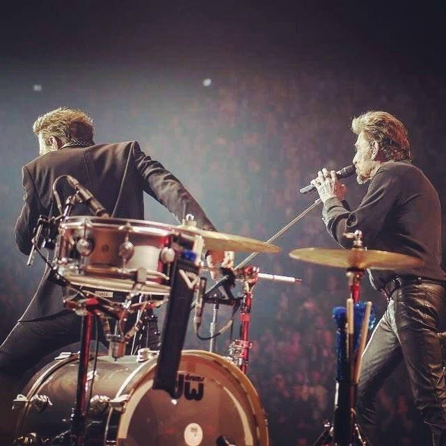 le 12 mars 2016 concert Rester Vivant Tour au Zénith de Toulouse (7)