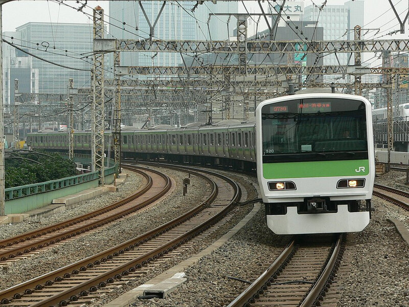 Canalblog Yamanote Train03