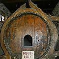 Tonneau 12 000 litres