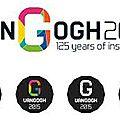 Eindhoven : opening van gogh-roosegaarde bikepath - 12/11/2014