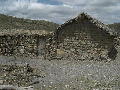 Sisipucu, maison où nous sommes reçus