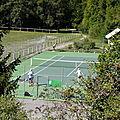 Court de tennis de pont-du-fossé