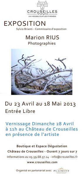 flyer expo Rius