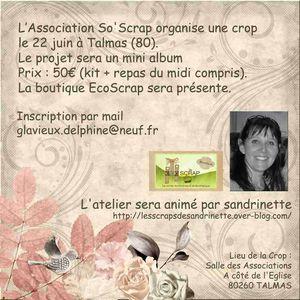 Affiche crop